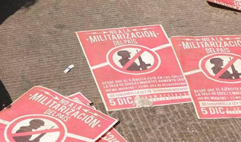 #SEGURIDADSINGUERRA PIDE A AMLO ABROGAR LEY DE SEGURIDAD INTERIOR