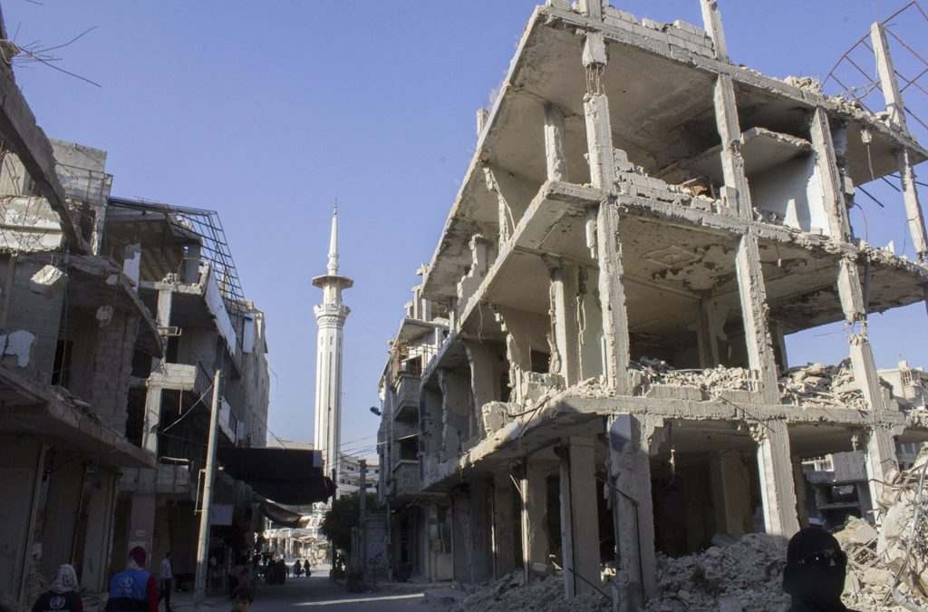 ALTO COMISIONADO DE LA ONU CONDENA INCREMENTO DE VÍCTIMAS EN SIRIA