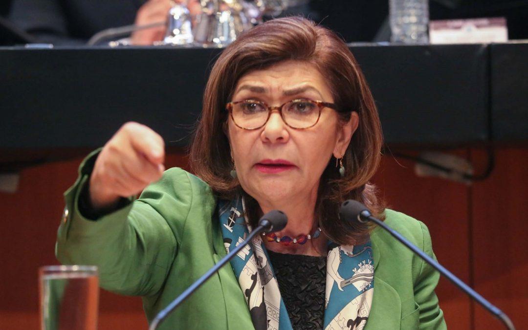 NO ME SIMPATIZA MANCERA COMO COORDINADOR EN EL SENADO: DE LA PEÑA