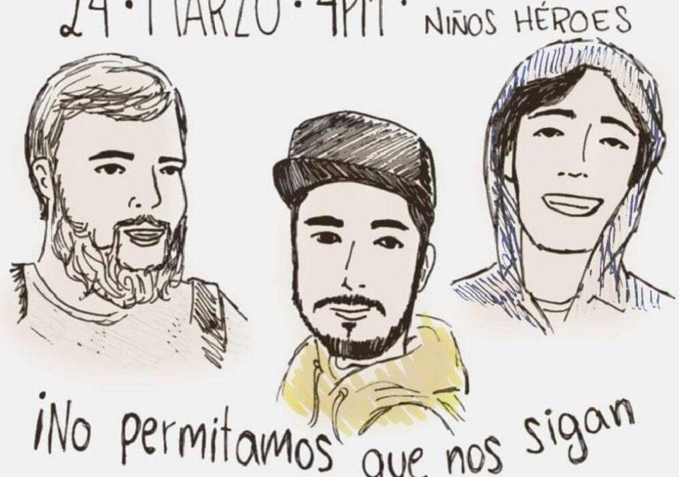 CNDH EXIGE NO HAYA IMPUNIDAD NI OLVIDO EN CRIMEN DE CINEASTAS
