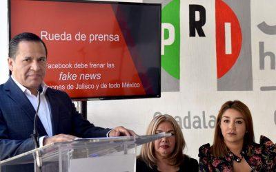 PRI EXIGE AL INE FRENAR EMPRESAS DE COMUNICACIÓN LIGADAS A ALFARO