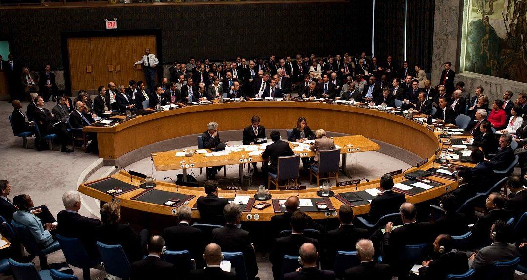 CONSEJO DE SEGURIDAD DESAPROBÓ RESOLUCIÓN RUSA QUE CONDENA ATAQUE A SIRIA
