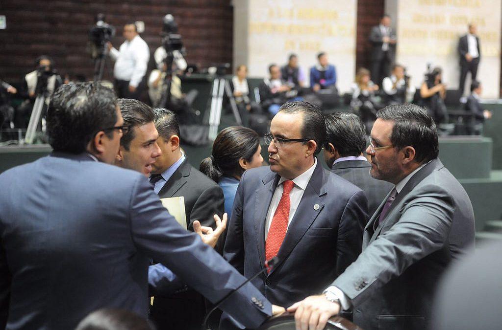 DIPUTADOS ABORDARÁN ELIMINACIÓN DEL FUERO CONSTITUCIONAL