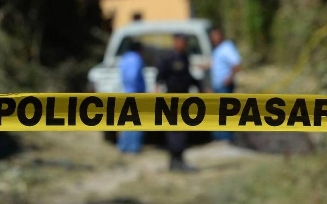 EL CRIMEN SIGUE PAGANDO…