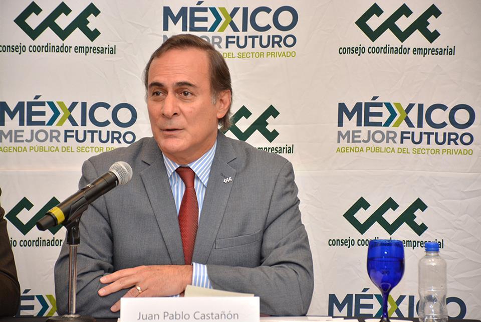 JUAN PABLO CASTAÑÓN ROMPE DIÁLOGO CON AMLO POR NUEVO AEROUERTO DE MÉXICO