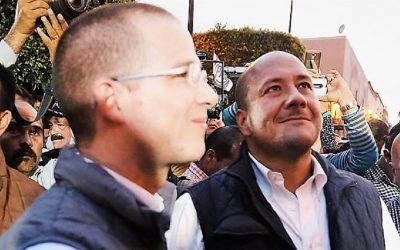 APARADOR POLÍTICO: PESE A LIDERAZGO DE ALFARO, ANAYA NO PINTA EN JALISCO
