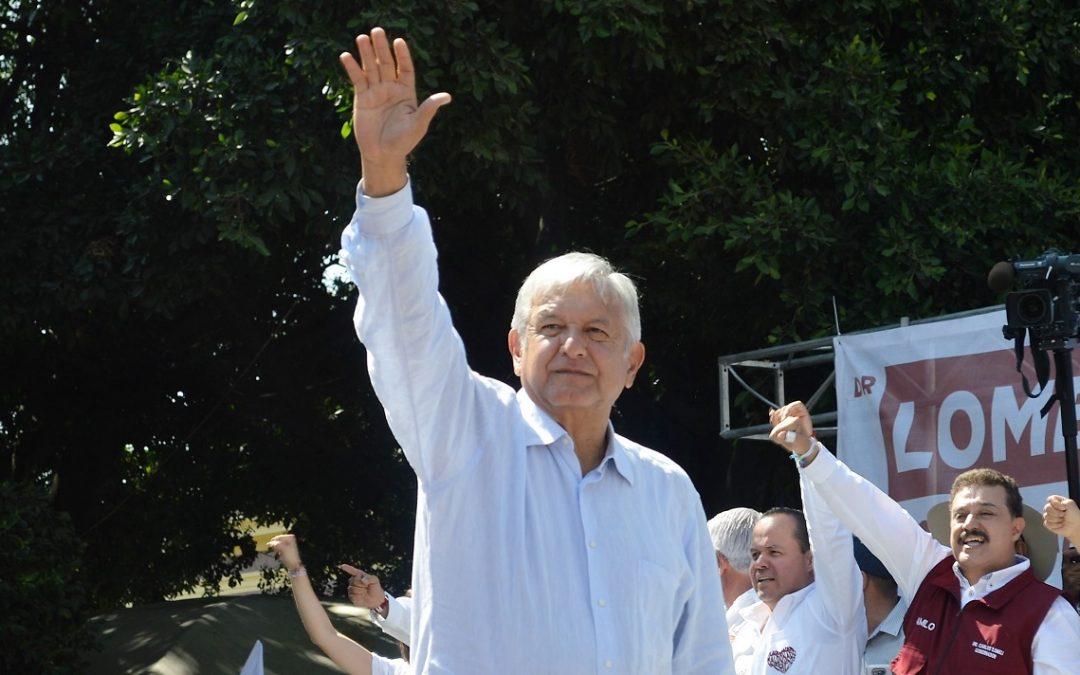 AMLO A ALFARO: ES INDEPENDIENTE DEL PUEBLO, NO DE LA MAFIA DEL PODER