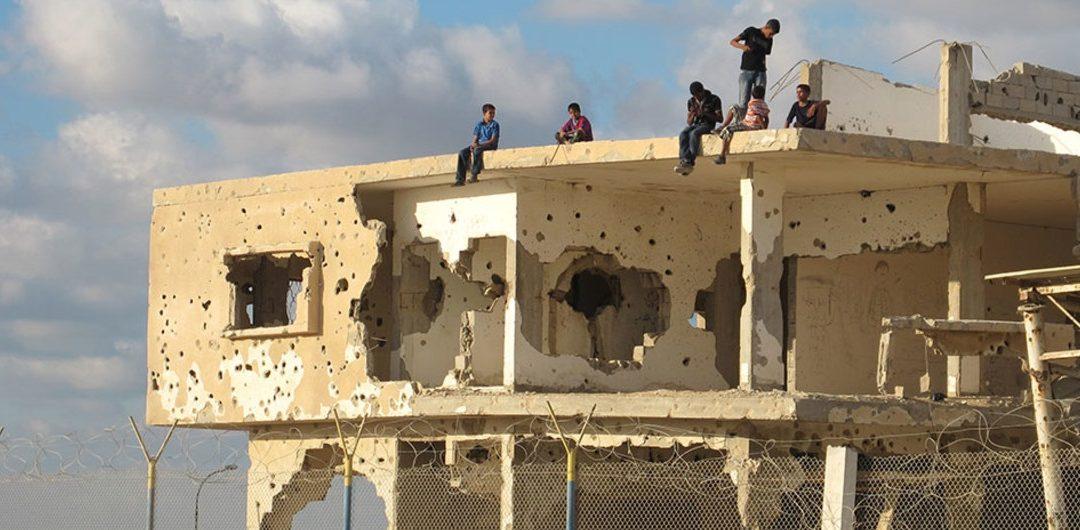 VIOLENCIA EN GAZA PUEDE ARRASTRAR A LA REGIÓN A OTRA CONFRONTACIÓN MORTÍFERA