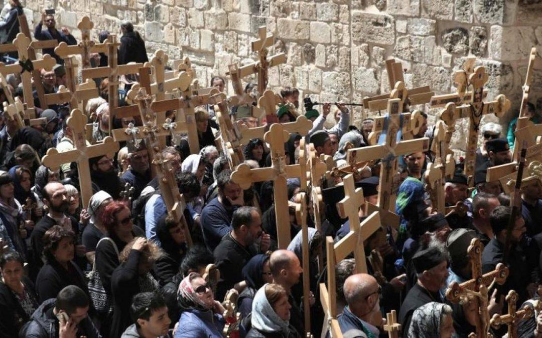 PIDEN PROTEGER A CRISTIANOS DE ATAQUES DE EXTREMISTAS JUDÍOS EN JERUSALÉN