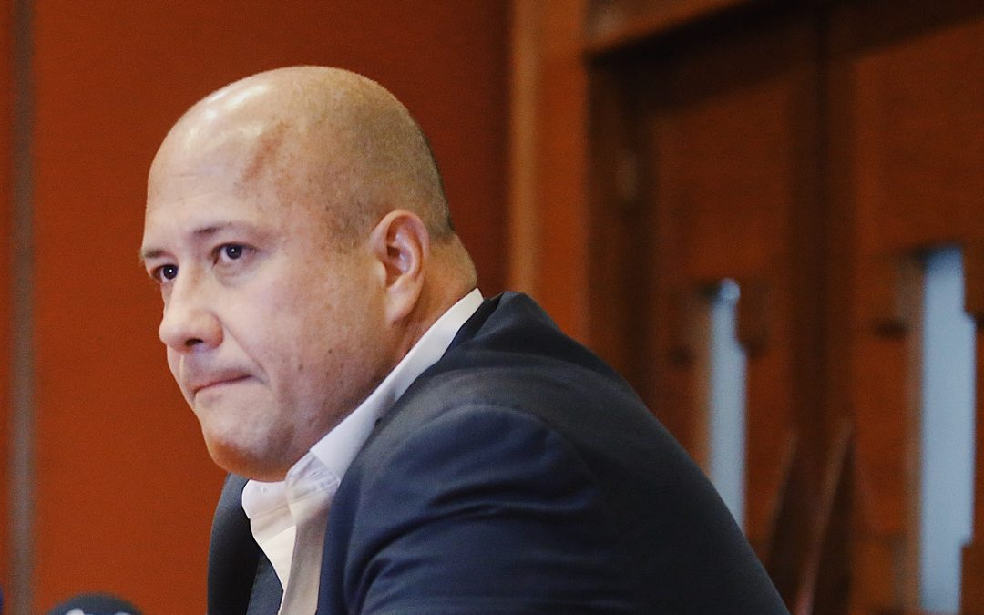 ALFARO ADVIERTE DE CAMBIOS EN MODELO POLICÍACO PARA ENFRENTAR AL CRIMEN
