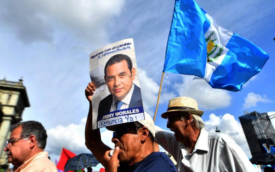 CIDH Y ONU PREOCUPADOS POR DESPLAZAMIENTO FORZADO EN GUATEMALA