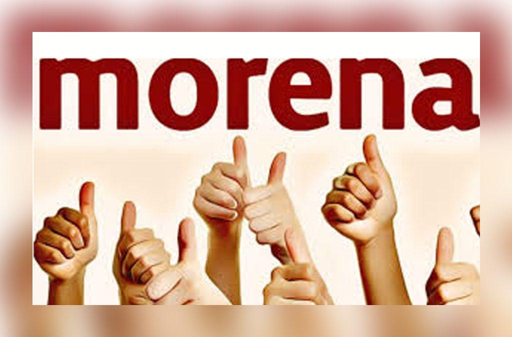 ¡SERENA MORENA! FIGURAS POLÍTICAS NO BASTAN PARA CONSOLIDAR PARTIDOS