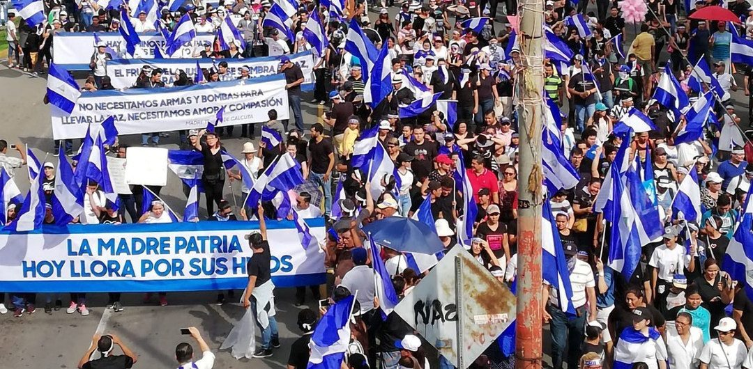 NICARAGUA TIENE QUE ENTREGAR LISTA DE MUERTOS Y DETENIDOS: ONU Y CIDH