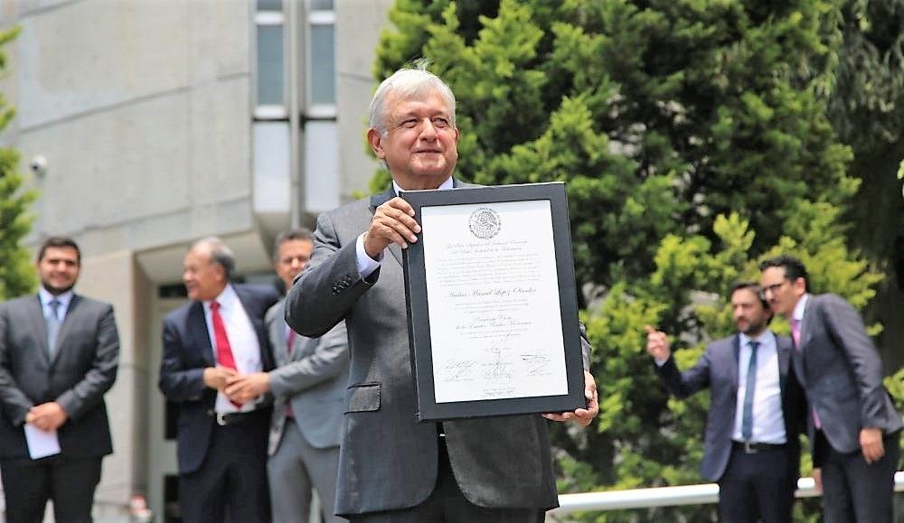 EL ÚNICO QUE MANDA EN ESTE PAÍS ES EL PUEBLO DE MÉXICO: AMLO
