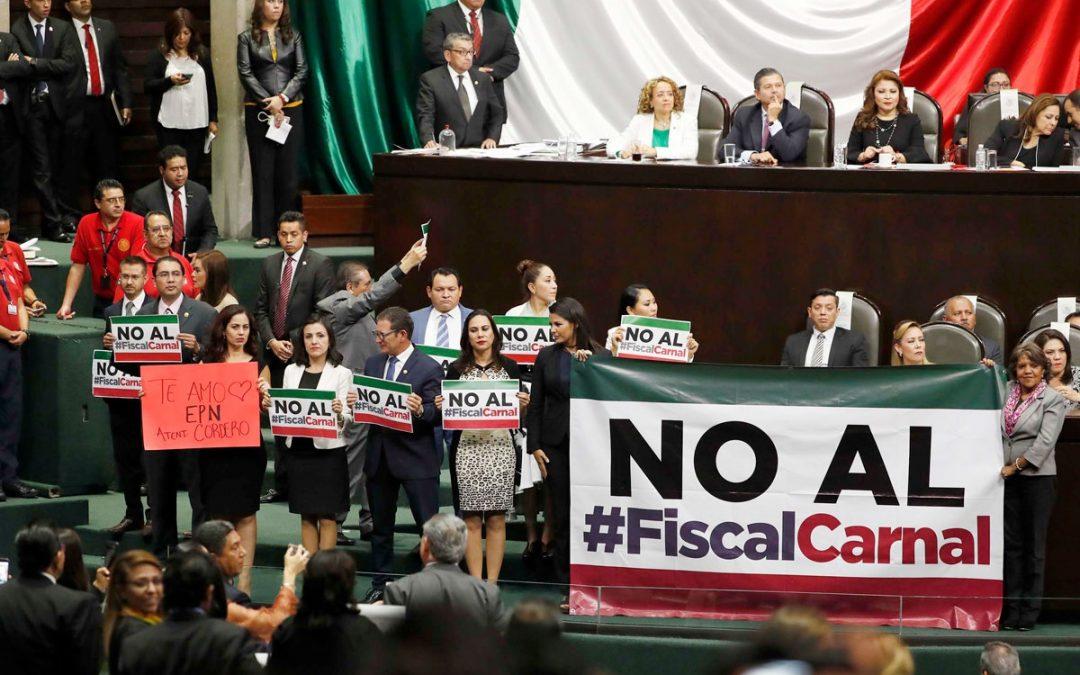 INSTALAN MESAS TÉCNICAS PARA DISCUTIR MODELO DE FISCALÍA GENERAL