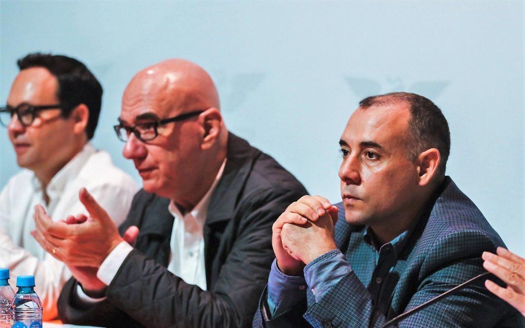 RESPALDAR A ALFARO Y DEFENDER EL FEDERALISMO: MC