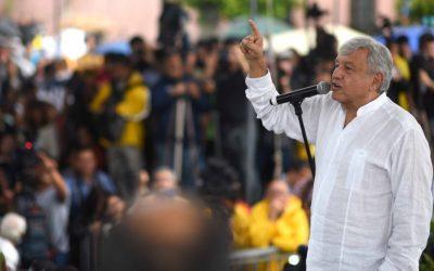 OLVIDAR NUESTROS COMPROMISOS SERÍA TRAICIÓN, 22 MMDP PARA JALISCO: AMLO