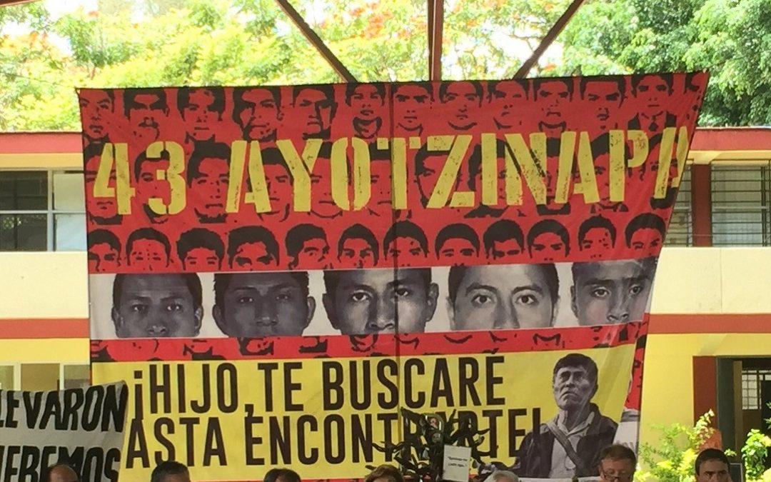 EN CASO AYOTZINAPA, NO ACEPTAMOS LA VERDAD HISTÓRICA: CIDH