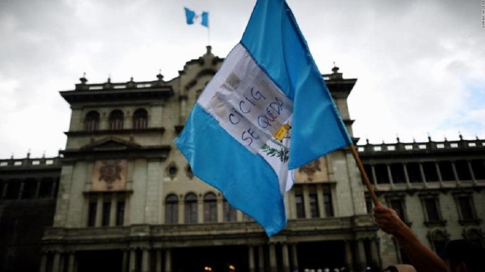 PREOCUPA A CIDH RECHAZO DE GUATEMALA A RENOVAR MANDATO DE CICIG