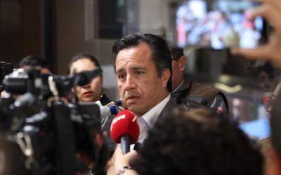 CUITLÁHUAC GARCÍA PIDE AUDITAR A MIGUEL ÁNGEL YUNES