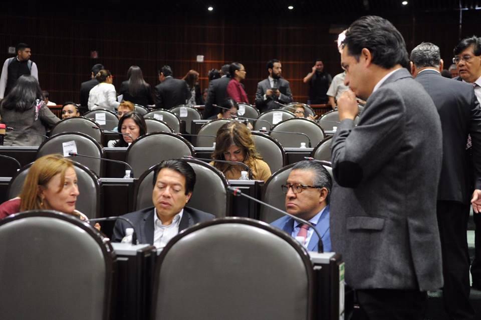 DIPUTADOS PIDEN AL TEPJF ANUNLAR ELECCIÓN EN PUEBLA