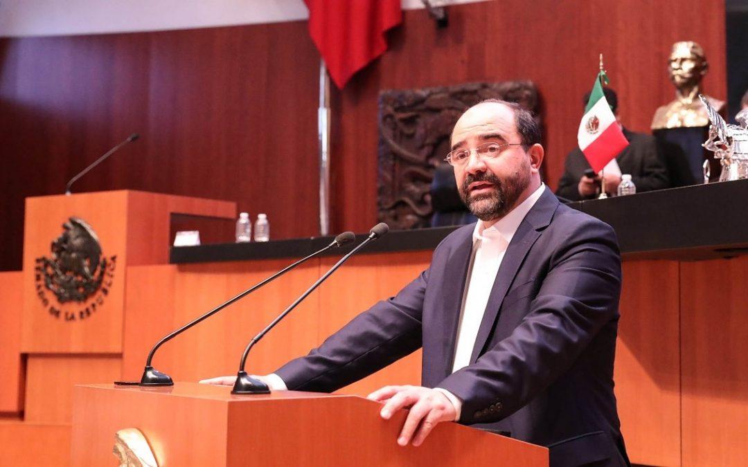ÁLVAREZ ICAZA EXHORTA A VERACRUZ ATENDER EXIGENCIAS DE FAMILIARES DE DESAPARECIDOS