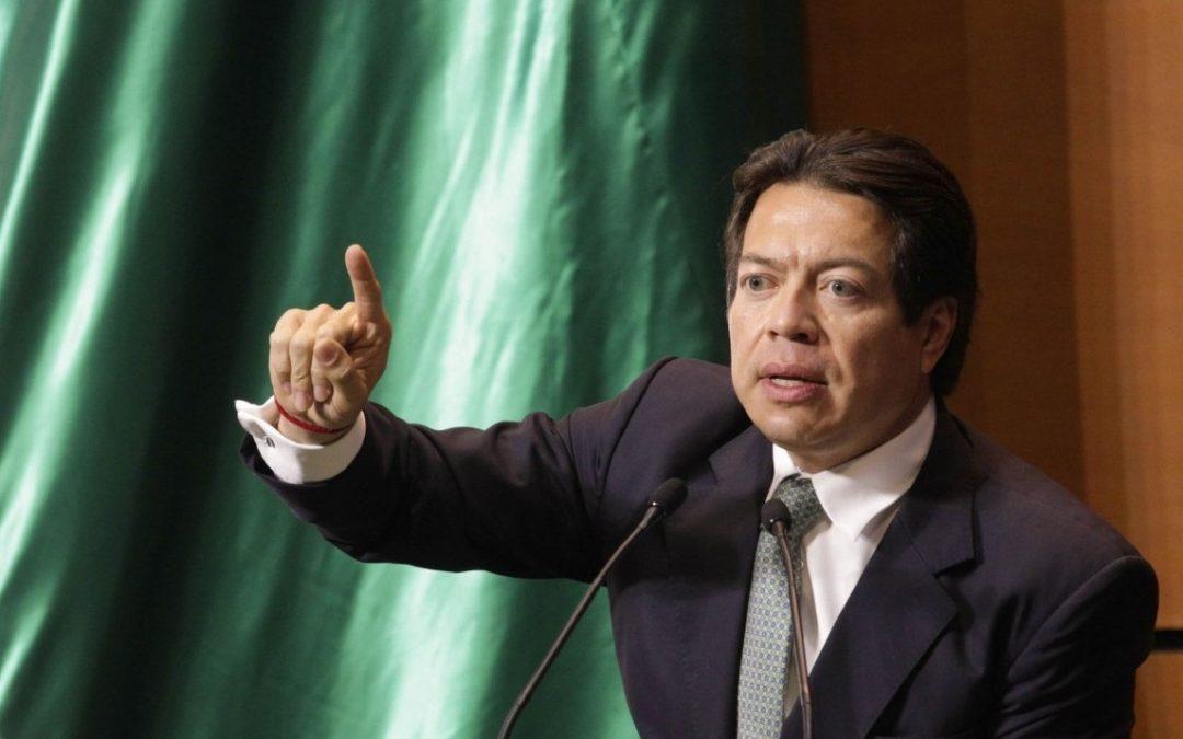 APARADOR POLÍTICO: MORENA CON MAYORÍA ABSOLUTA EMPAÑADA DE VERDE