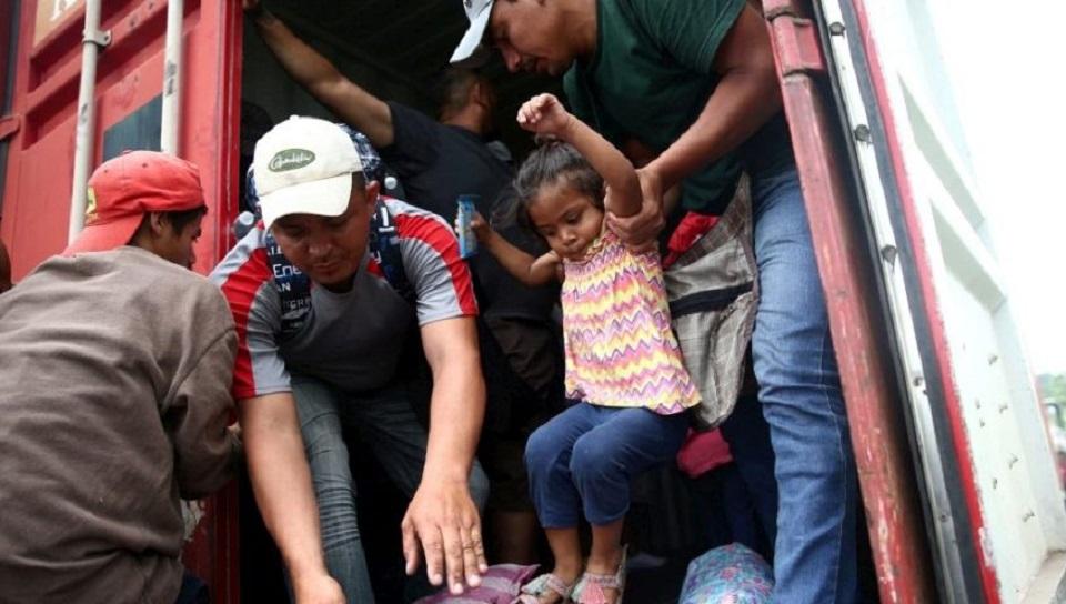 ACNUR PREOCUPADA POR SITUACIÓN HUMANITARIA DE CARAVANA MIGRANTE
