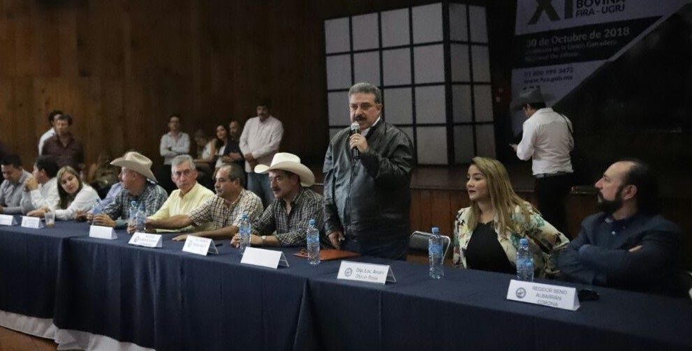 VAMOS A TERMINAR CON CORRUPCIÓN QUE HA DAÑADO AL CAMPO: LOMELÍ