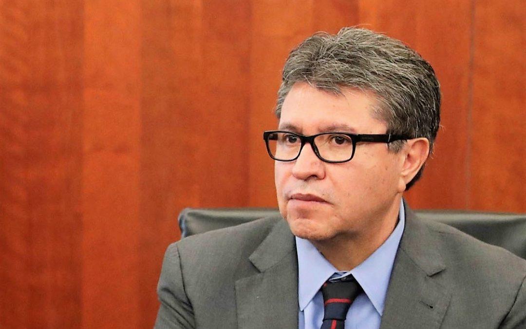 368 MDP HA COSTADO DESPIDO DE 2 MIL TRABAJADORES EN EL SENADO: MONREAL