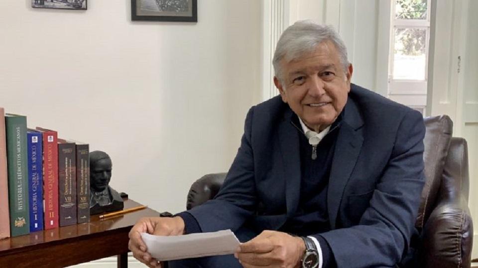 AMLO PRESENTA CONSEJO ASESOR EMPRESARIAL