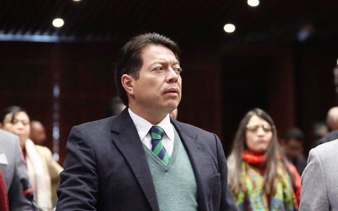 MORENA, PES Y PT POR NUEVO EXTRAORDINARIO PARA CORREGIR GUARDIA NACIONAL