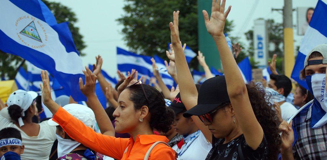 NICARAGUA DEBE PONER FIN A LA REPRESIÓN DE LOS DERECHOS HUMANOS