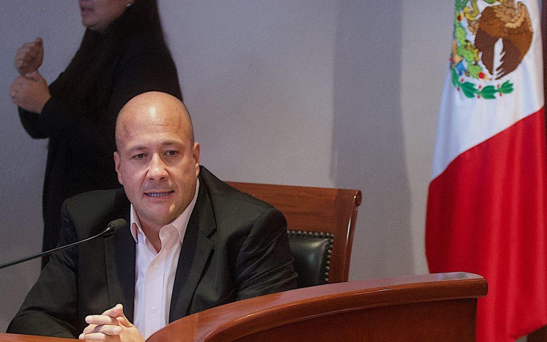 ALFARO SALUDA PARIDAD DE SUELDOS ENTRE TRIBUNAL ELECTORAL Y AMLO
