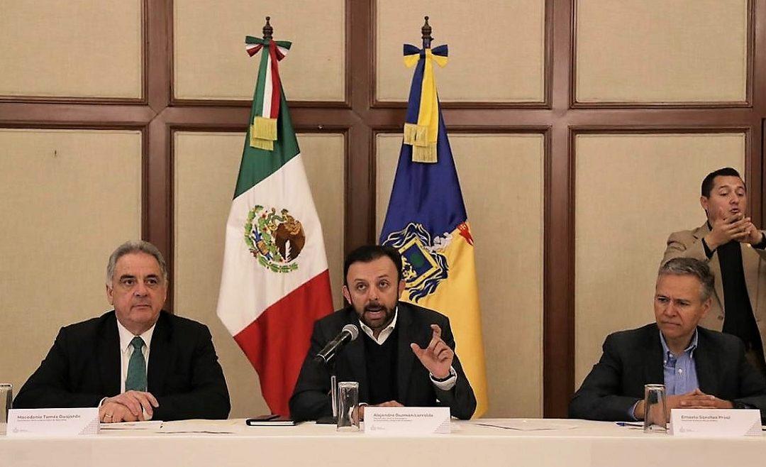 JALISCO ACUSA A AMLO DE POCA SENSIBILIDAD POR DESABASTO DE GASOLINA