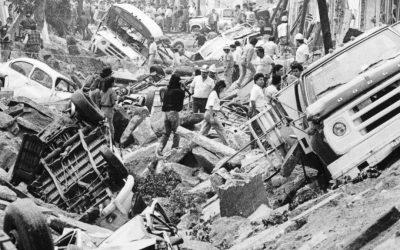HUACHICOLEO SIN MEMORIA… 22 DE ABRIL DE 1992