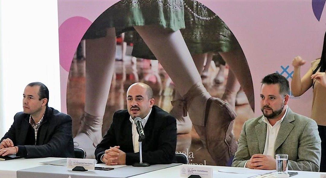 PRESENTAN LA PRIMERA ESCUELA MUNICIPAL DE BALLET DE GUADALAJARA