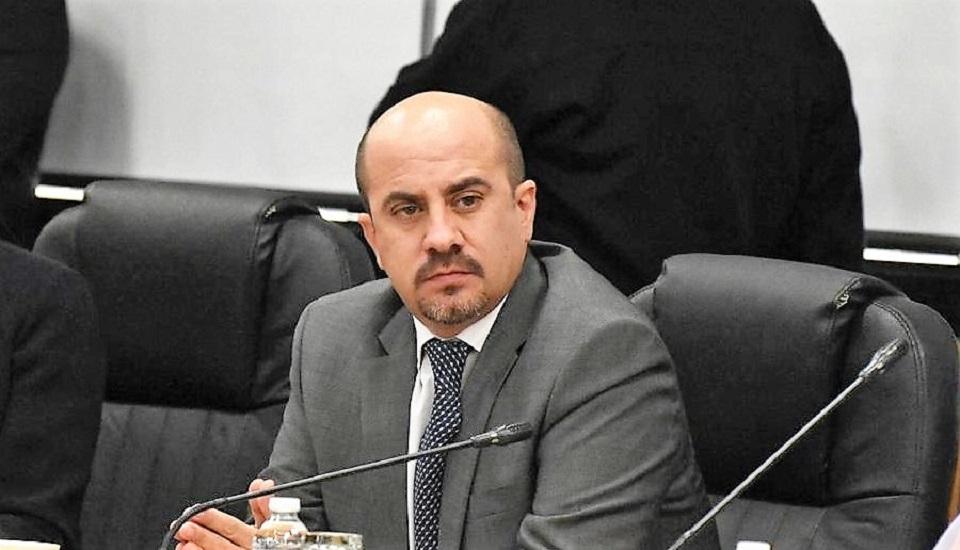 DEL TORO SE PRONUNCIÓ POR UNA GUARDIA NACIONAL NO MILITARIZADA