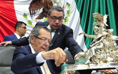 APRUEBAN CREACIÓN DE GUARDIA NACIONAL CON MANDO CIVIL