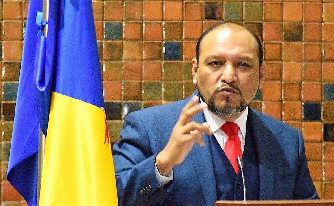 HERNÁNDEZ BARRÓN PROPONE LA REESTRUCTURACIÓN DE LA CEDHJ
