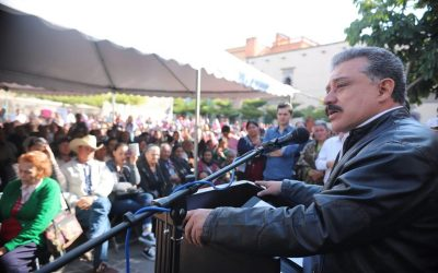 MIL 38 FAMILIAS DE ZAPOTLANEJO RECIBEN APOYOS DE PROSPERA: LOMELÍ