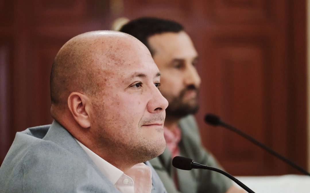 ALFARO A TALLERES MECÁNICOS: NO VOY A CONTESTAR ESTUPIDECES