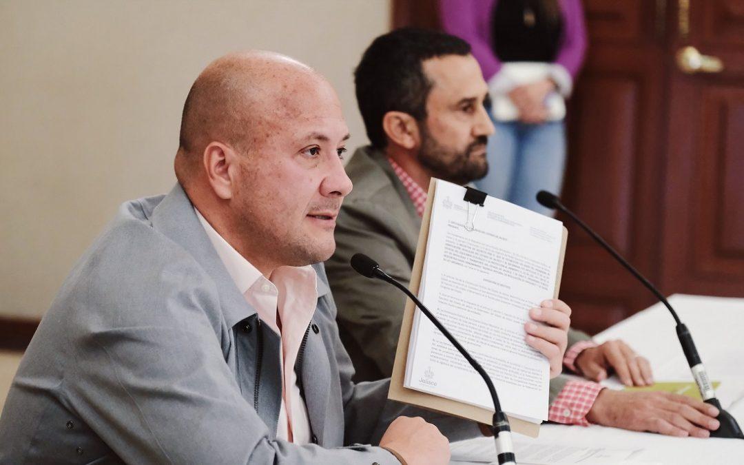 PRESENTAN JALISCO POLÍTICA INTEGRAL PARA GESTIÓN DE CALIDAD DEL AIRE