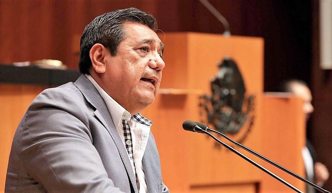 GUARDIA NACIONAL DEBE INCLUIR A LA POLICÍA ESTATAL Y MUNICIPAL: FÉLIX SALGADO
