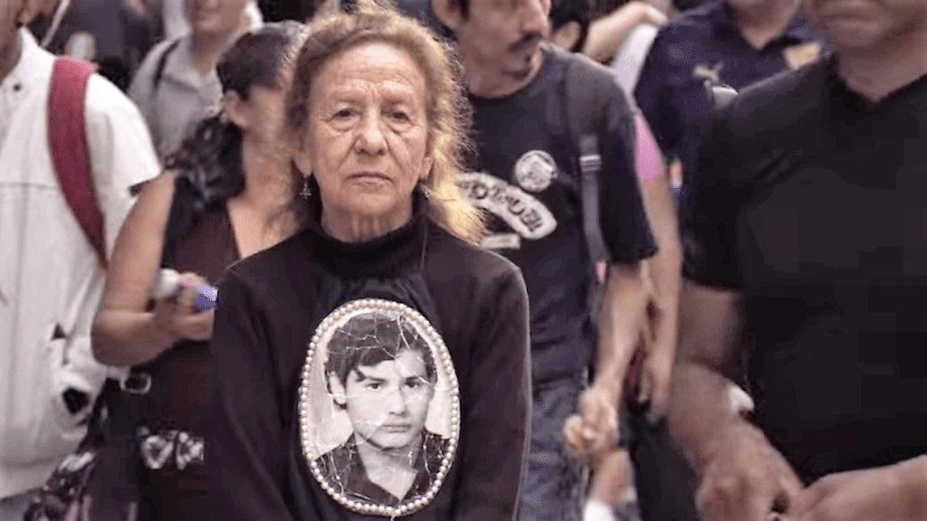 AMLO HARÁ JUSTICIA A VÍCTIMAS DE DESAPARICIÓN FORZADA: ROSARIO IBARRA