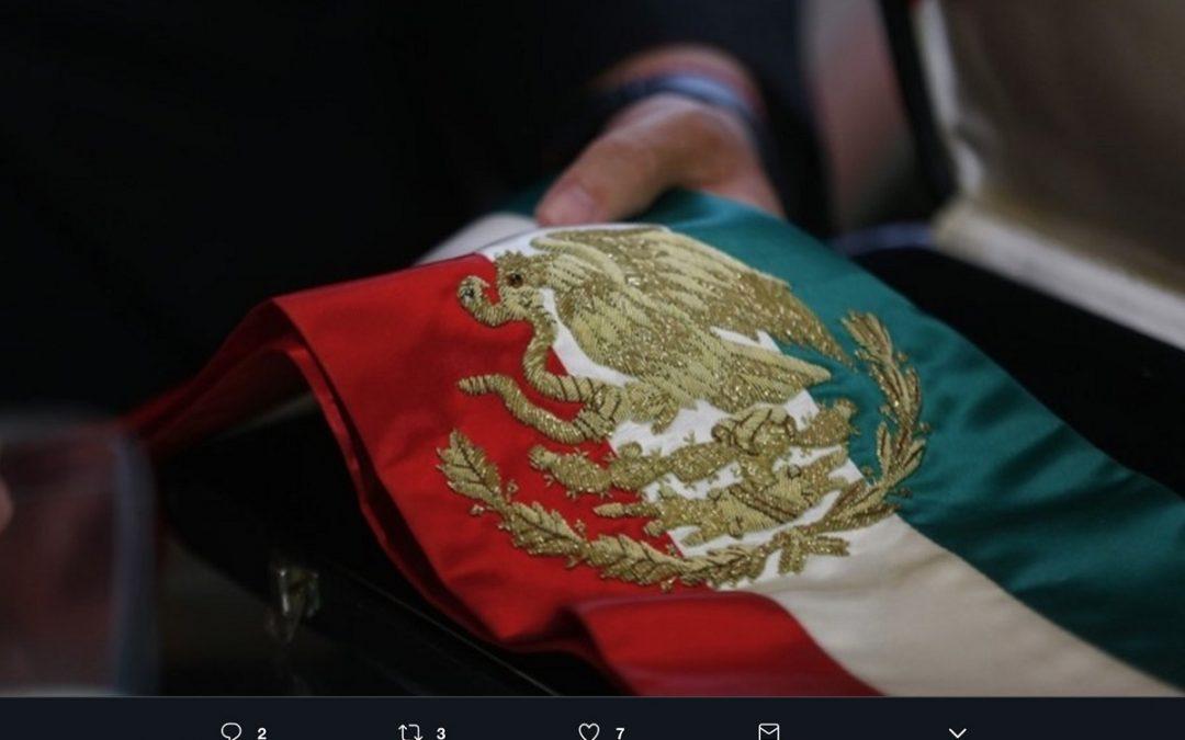 PUBLICA DOF LEYES QUE ACOTAN EL FUERO PRESIDENCIAL