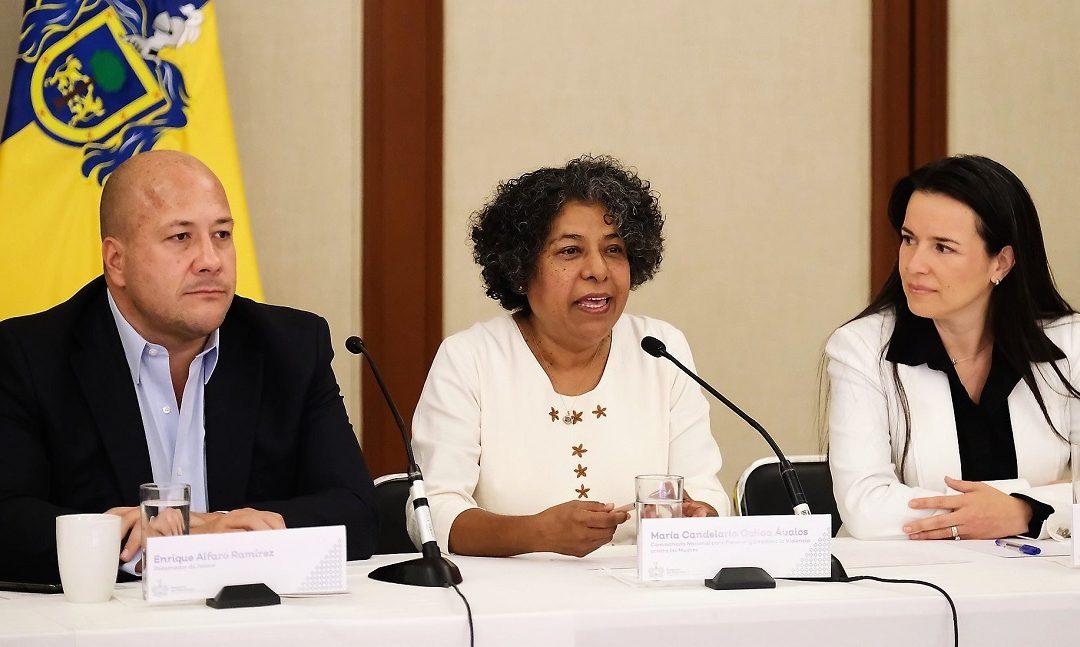 PRESENTAN ACCIONES PARA ALERTA DE VIOLENCIA DE GENERO CONTRA LAS MUJERES