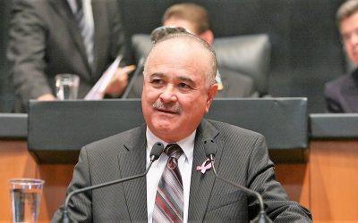 CAMBIO DE GOBIERNO EXPLICA REPUNTE DE VIOLENCIA CRIMINAL: RUFFO