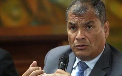 LENIN MORENO, EL TRAIDOR MÁS GRANDE DE LA HISTORIA ECUATORIANA: CORREA