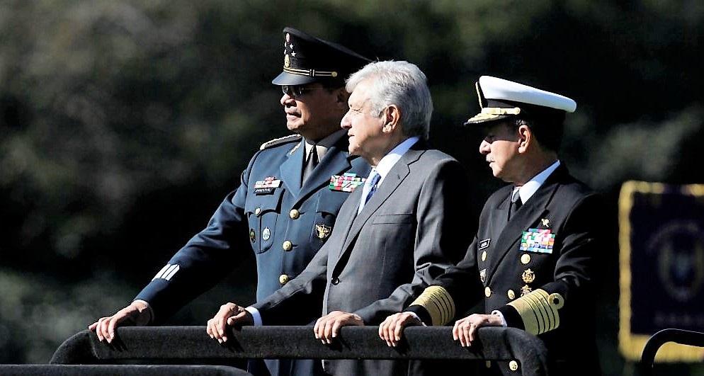 LEYES SECUNDARIAS DE GUARDIA NACIONAL APROBADAS LLEGAN AL EJECUTIVO